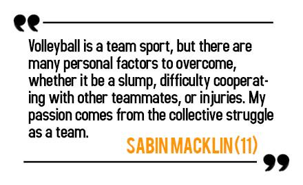 Sabin Macklin Quote