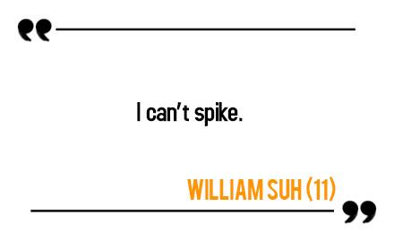William Suh Quote