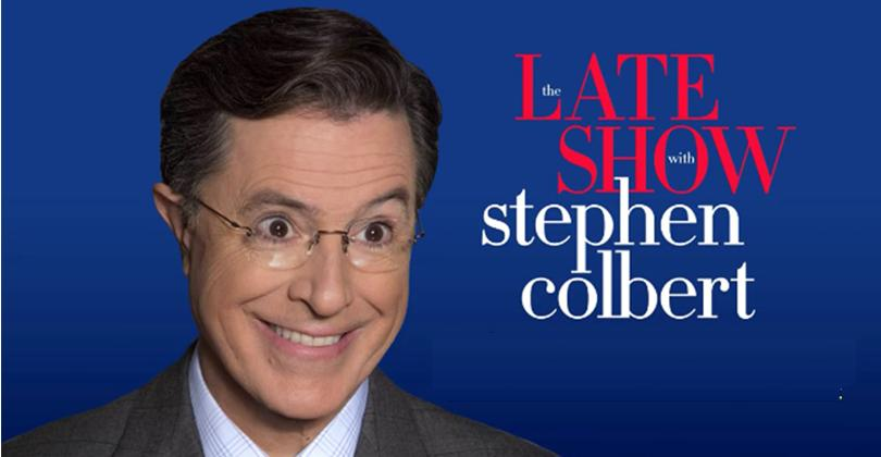 Stephen Colbert returns with the Late Show