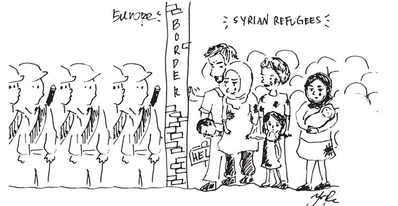 Refugee crisis demands greater action