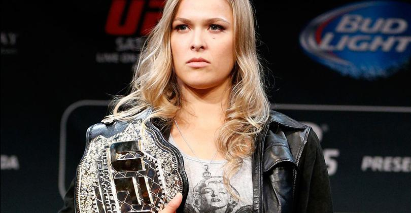 Ronda+Rousey%3A+The+Face+of+Women%E2%80%99s+MMA