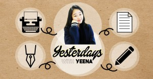 Yesterdays with Yeena: Introduction