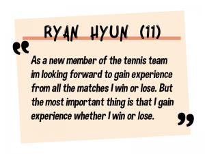 Alex Kim, Ryan Hyun2