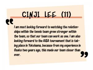 Cinji Lee