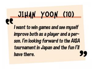 Jihan Yoon, David