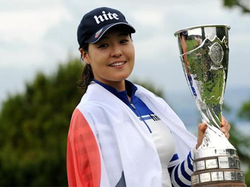 Briefs%3A+Korean+golfer+wins+Evian+Championship+with+record+score