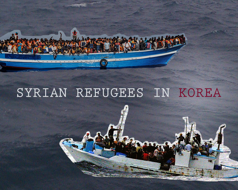 When refugees come to our own shores