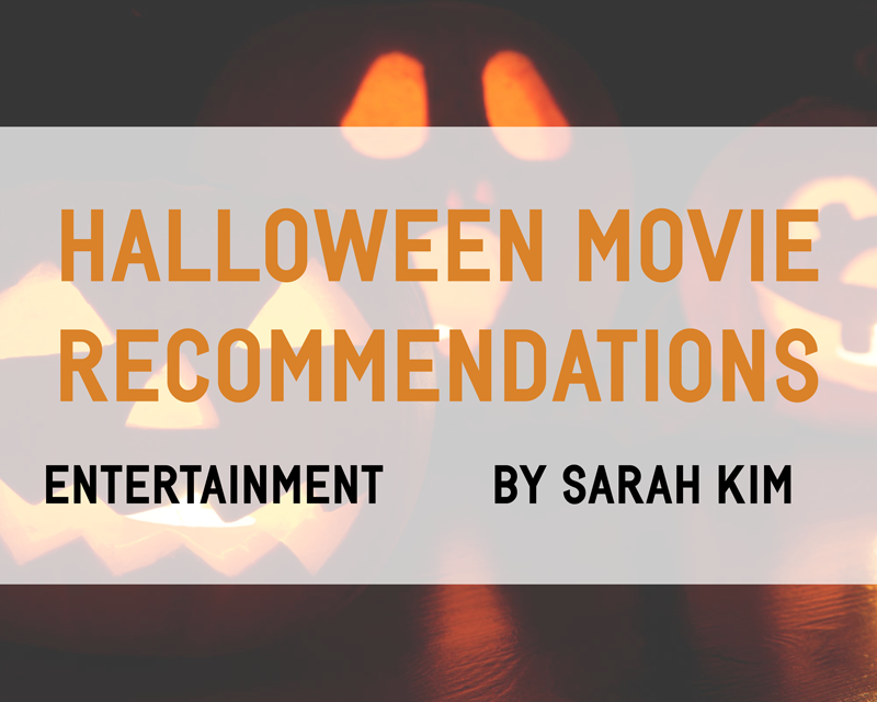 Halloween Movie Recommendations