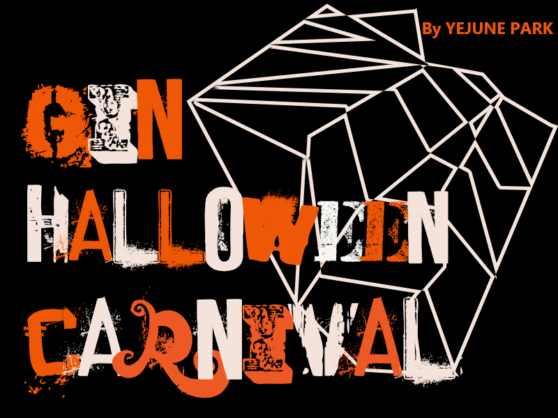 GIN Halloween Carnival: A new start, a new change
