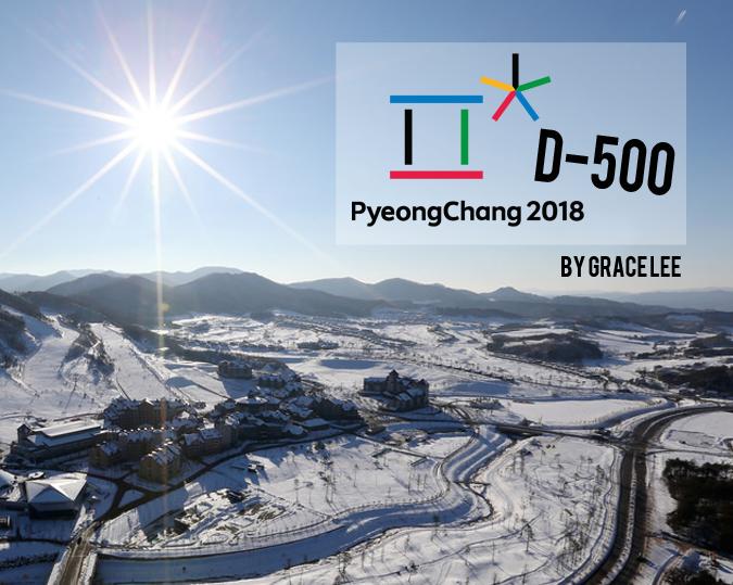 500 days and counting: Pyeongchang Olympics