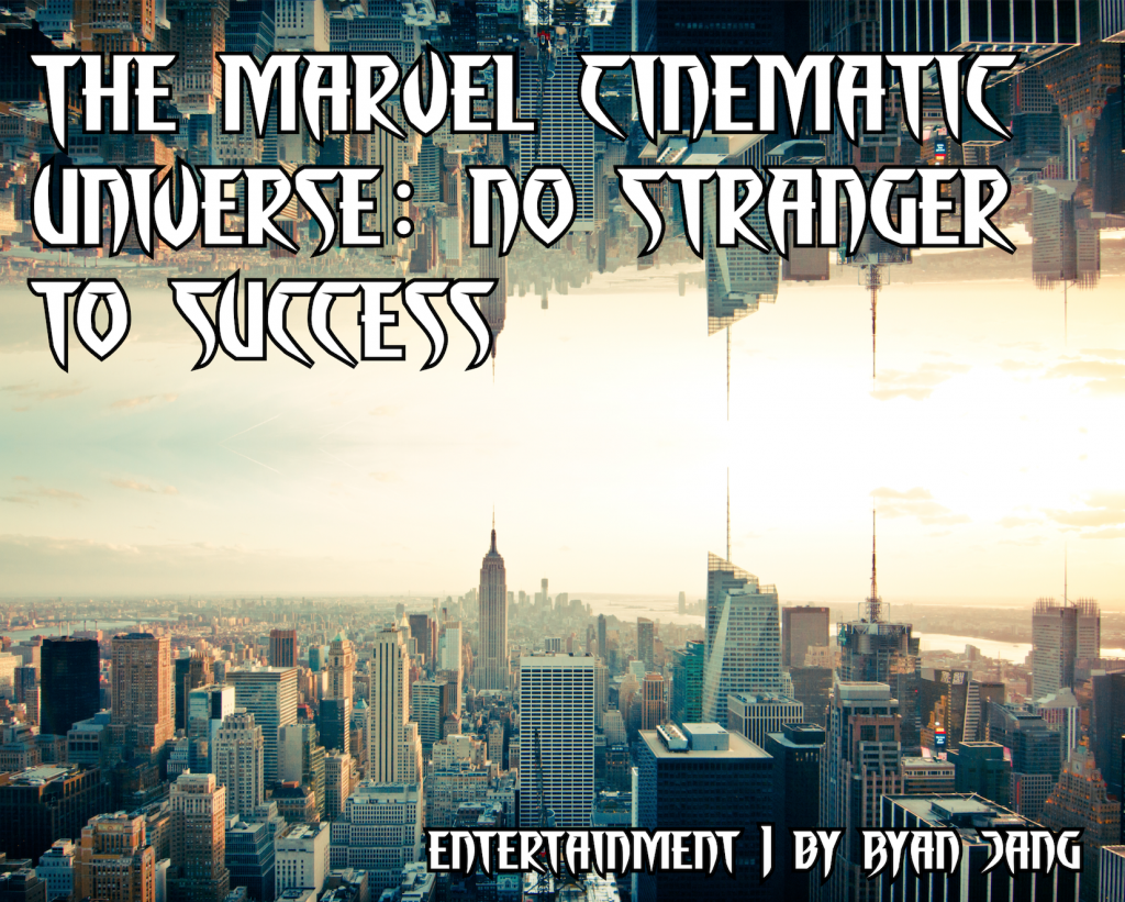 The Marvel Cinematic Universe: No Stranger to Success