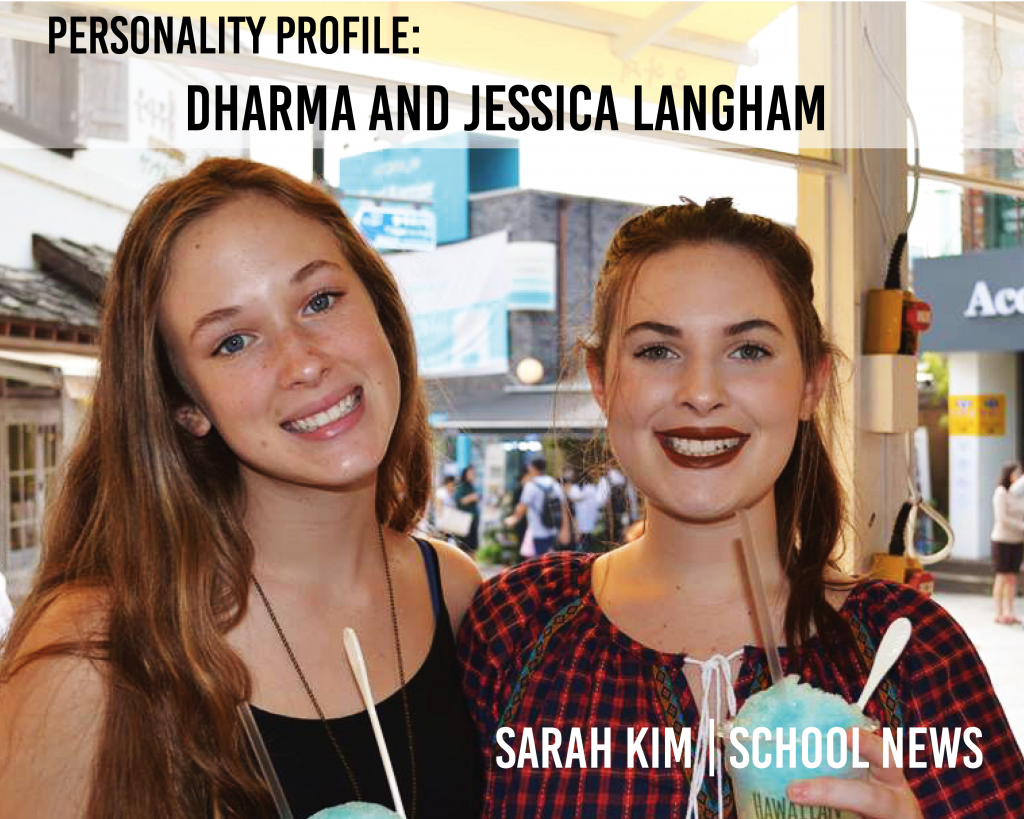 Personality Profile: Dharma and Jessica Langham