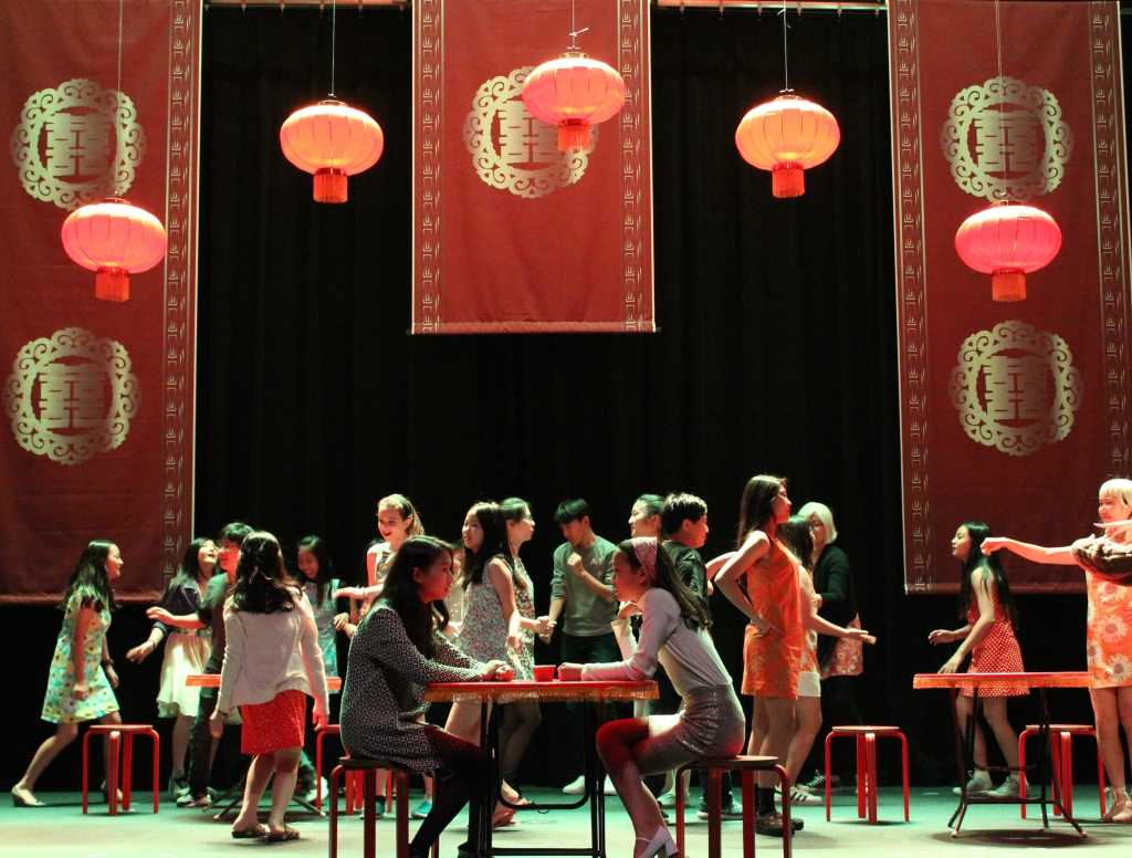 Photo Gallery: Get Smart - SIS Student Production