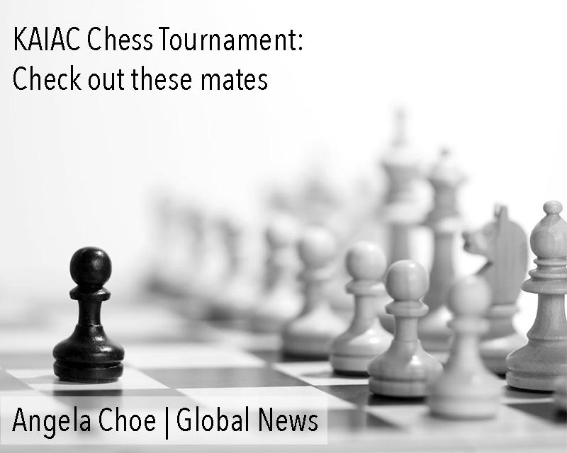 KAIAC chess tournament: Check out these mates