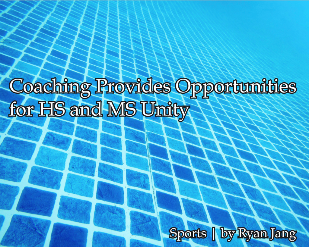 Coaching Provides Opportunities for HS and MS Unity