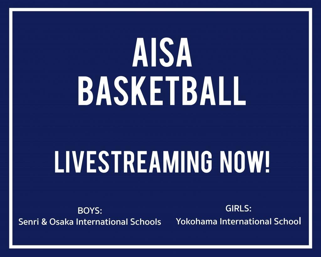 AISA Basketball: Watch now!