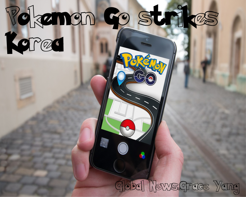 Pokémon Go strikes Korea
