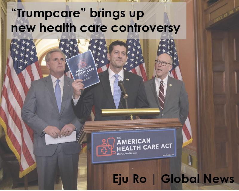 Trumpcare brings up new health care controversy