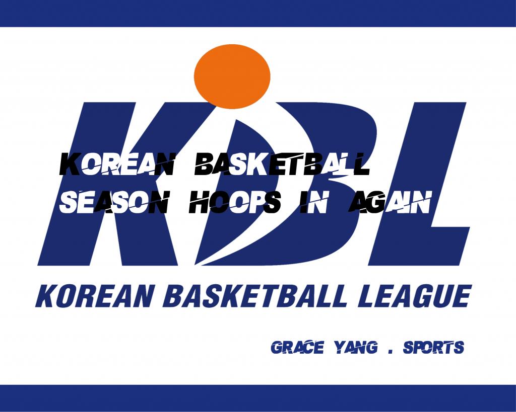 Korean basketball season hoops in again