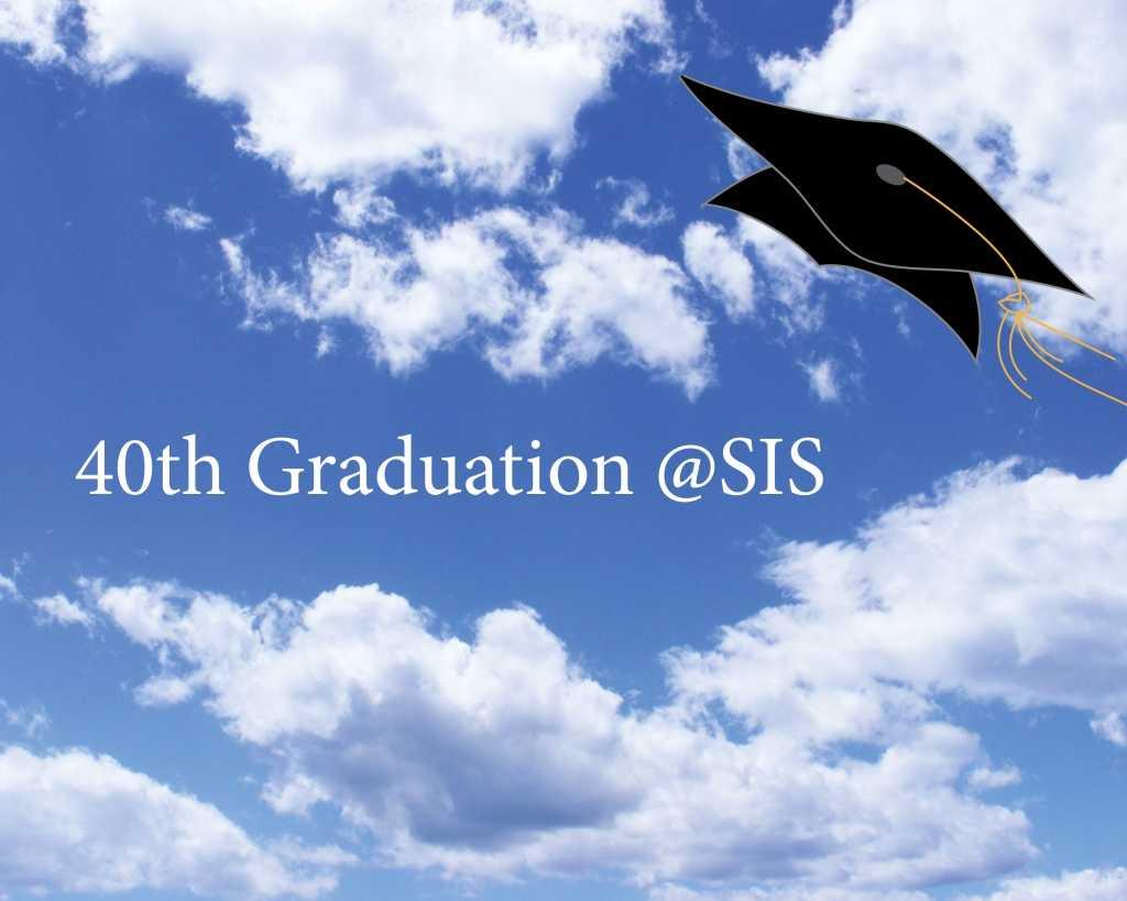 40th Graduation: Watch Again!