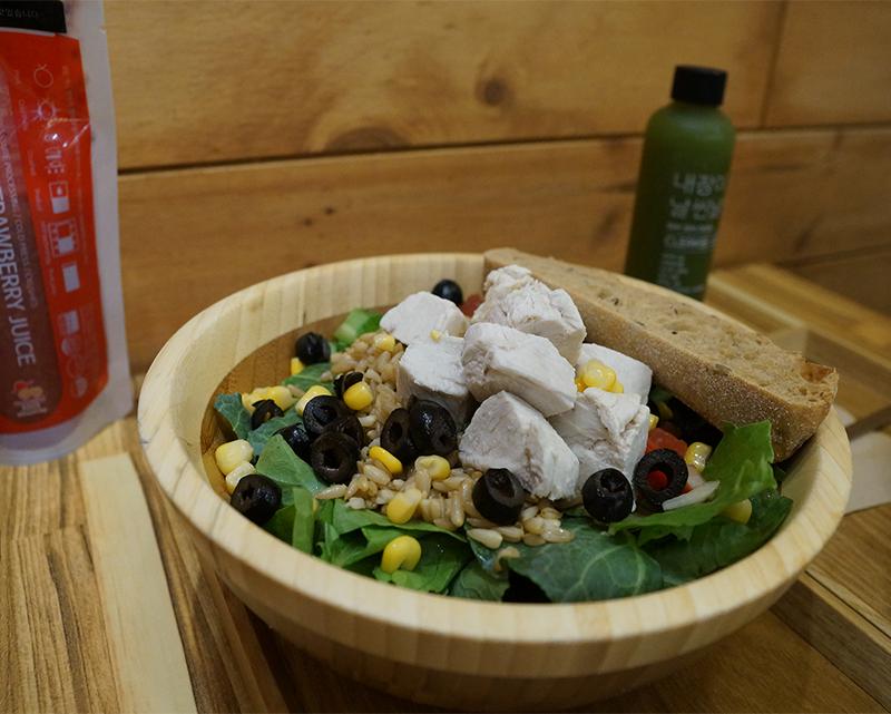 Again Refresh: Good & Healthy