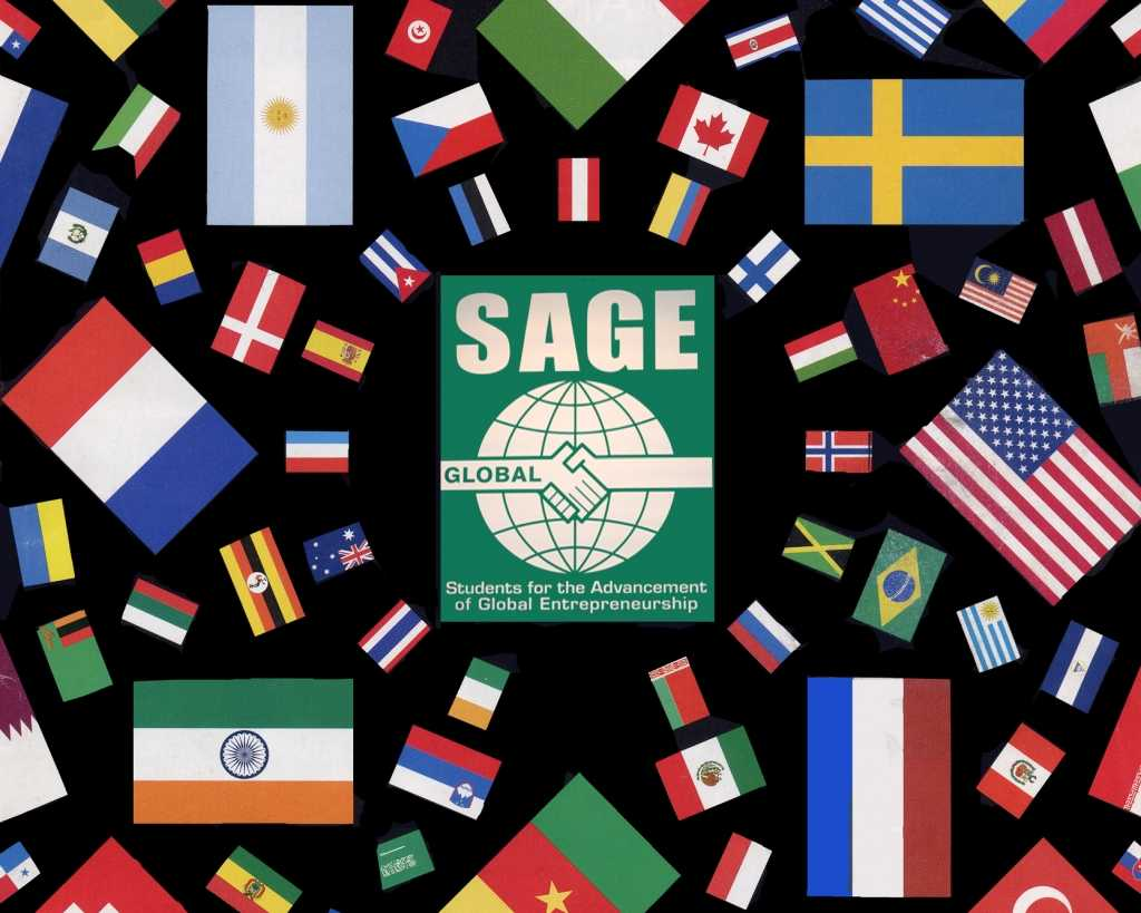 Students Participate in SAGE Business Competition