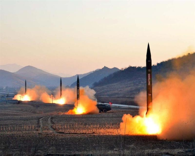 North Korea missile threats reignite international tensions