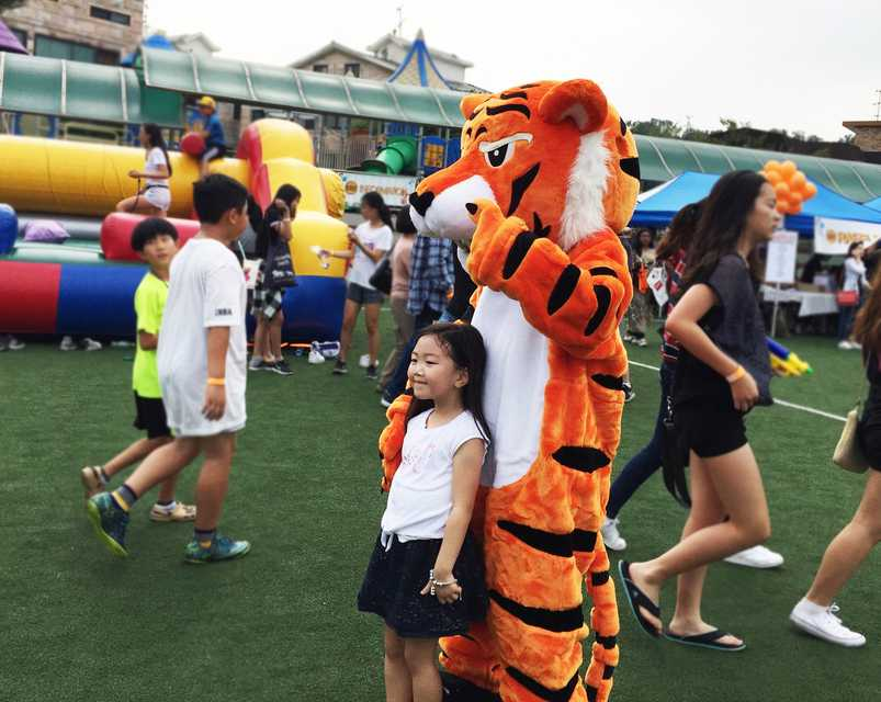 Family Fun Day employs diversification of attractions