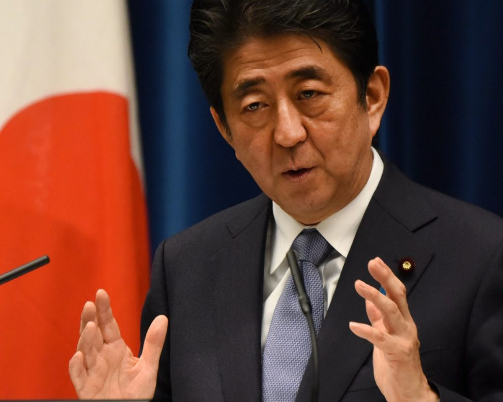 Shinzo Abe secures big victory in national election