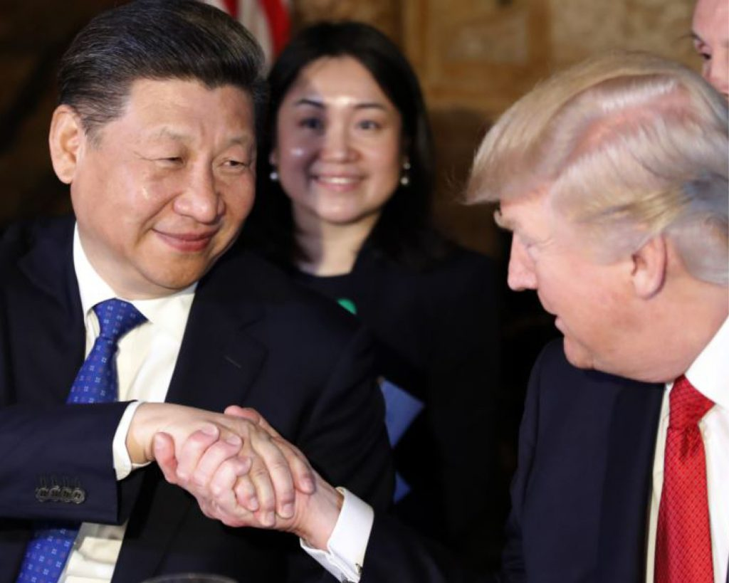 President Trumps close relationships with authoritarian leaders create possible concerns