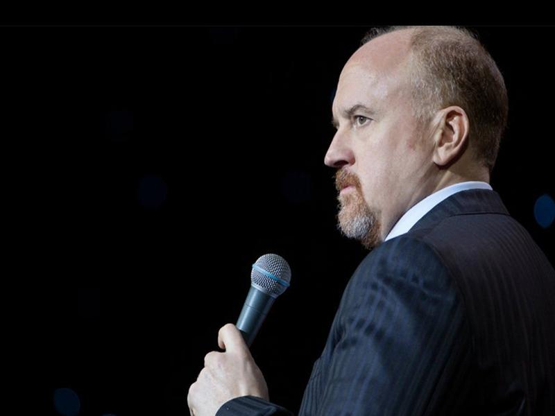 Comedian Louis CK accused of sexual harassment