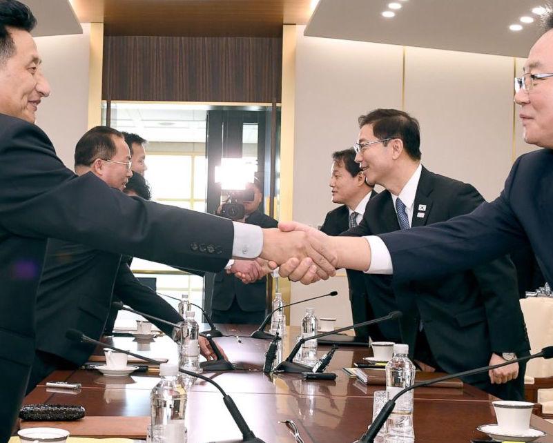 North and South Korea establish closer relations through joint talks