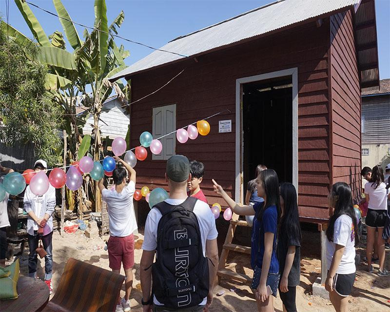 UNICEF Cambodia trip wraps up as a success
