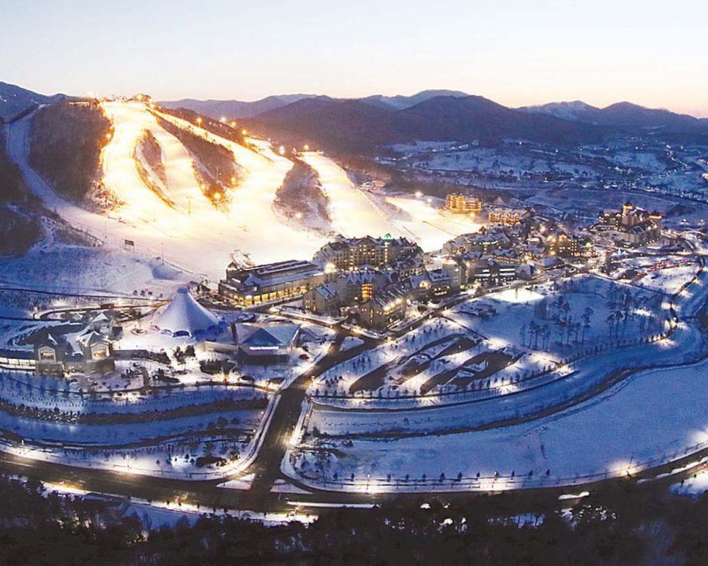 Preparations for 2018 PyeongChang Olympics under way