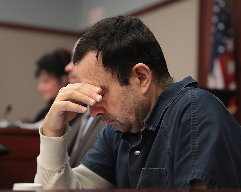 Neglecting and Silencing Victims of Larry Nassar