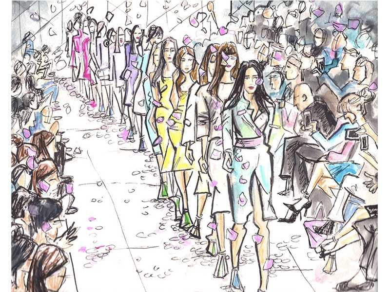 """HFH fashion show takes on """"Futuristic"""" theme"""