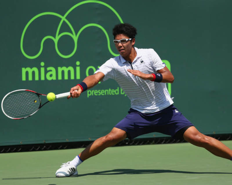 Chung Hyeon after the Australian Open
