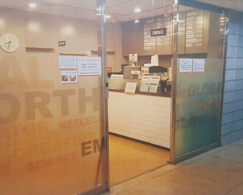 Cartnivore revamps menu while school café closes for reconstruction