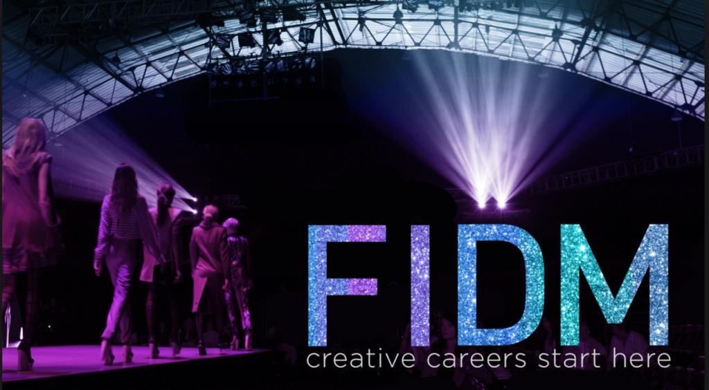 FIDM sponsors SIS Fashion Club