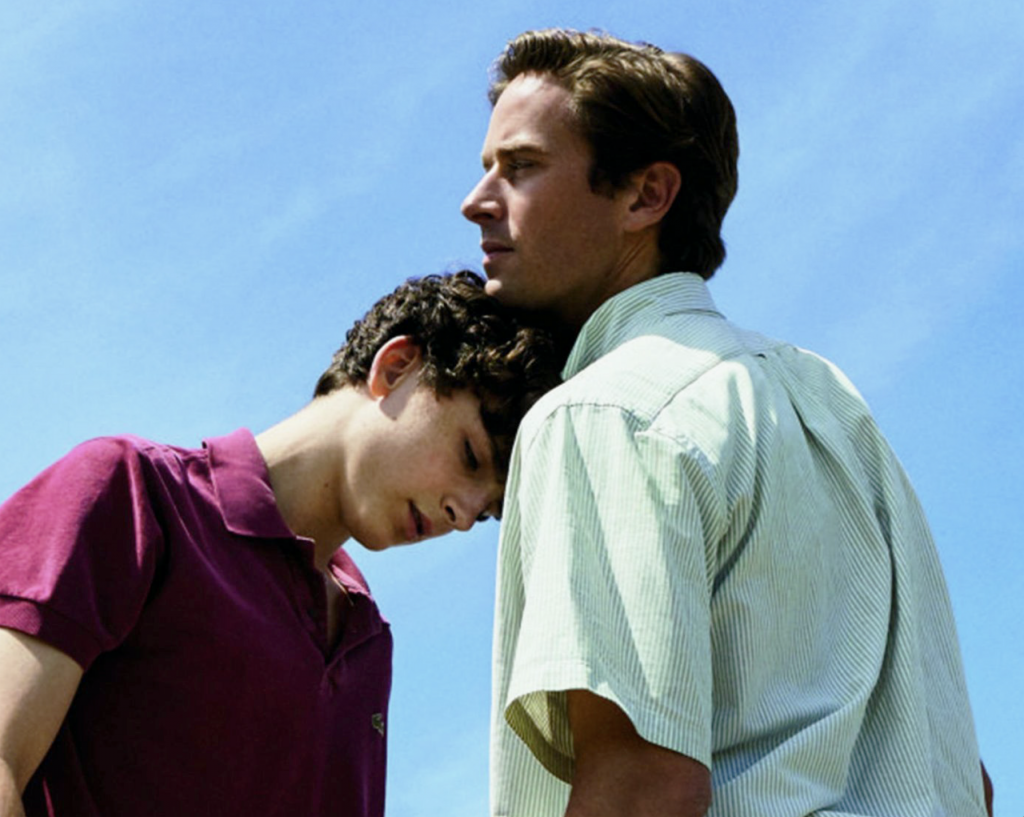 Call Me By Your Name receives unexpected attention in Korea
