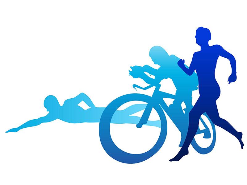 SIS Triathlon dominates weekend activity