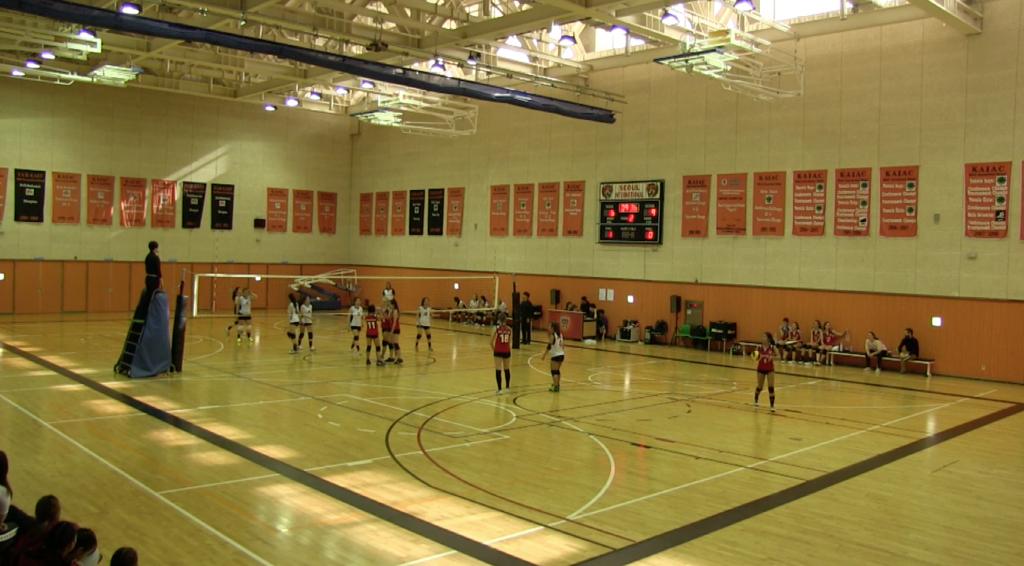 2018 AISA Girls/ Boys Volleyball Tournament Livestream