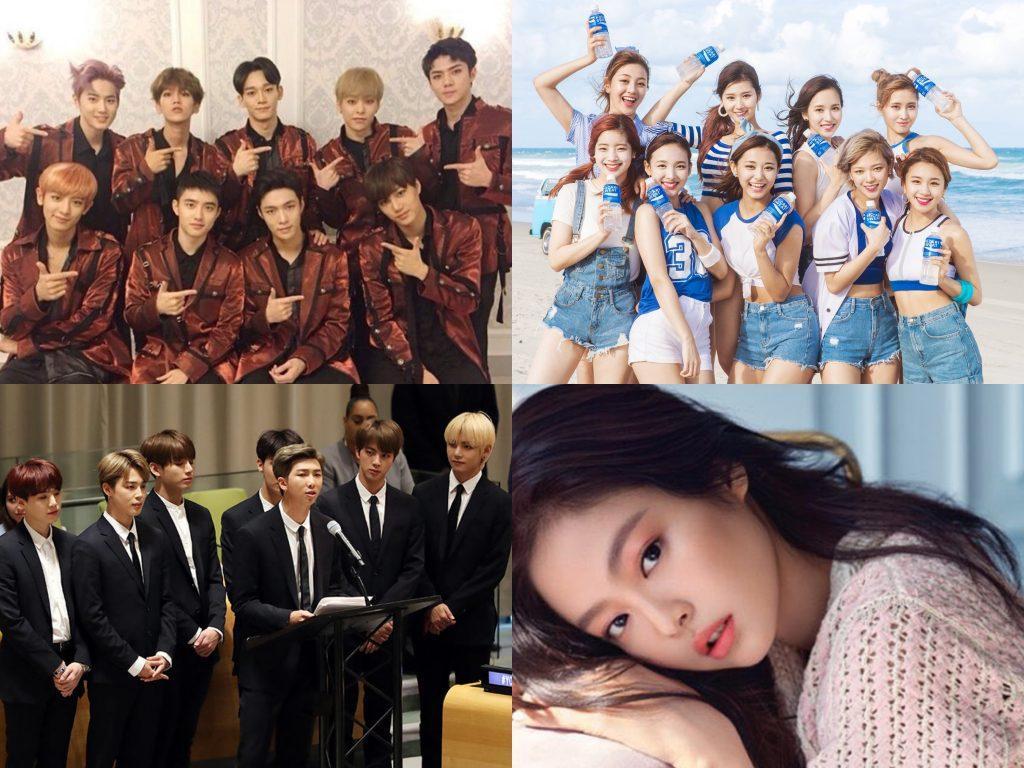 Major K-Pop Comebacks as Awards Season Approaches