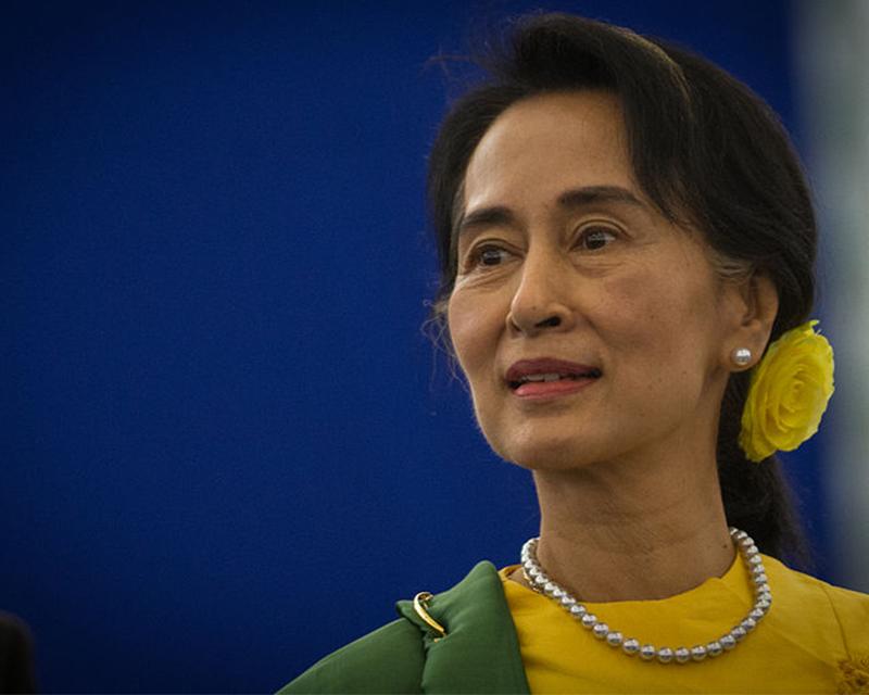 Amnesty International strips Aung San Suu Kyi of prestigious award