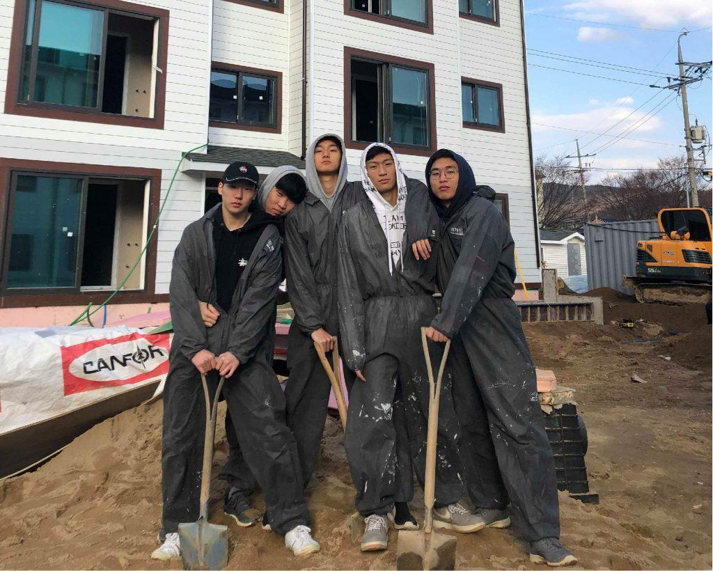 Habitat for Humanity goes on a domestic trip to Anseong