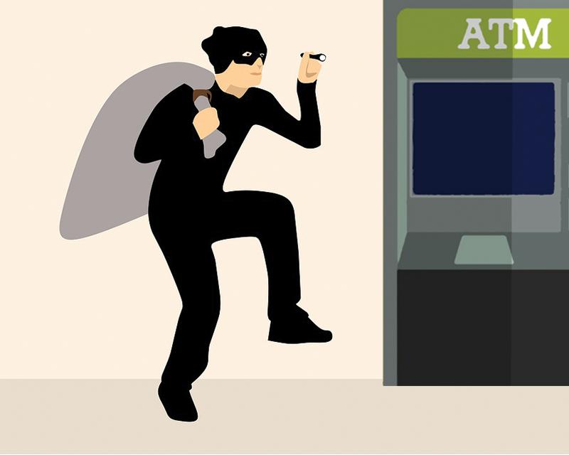 A taste of the burglar experience: Room Theft