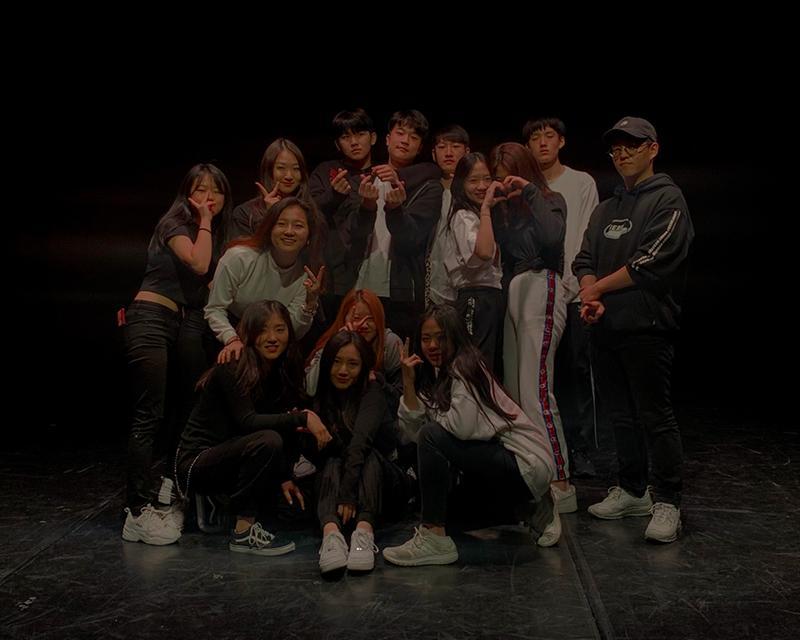D$Q shines at international school dance showcase in Hongdae
