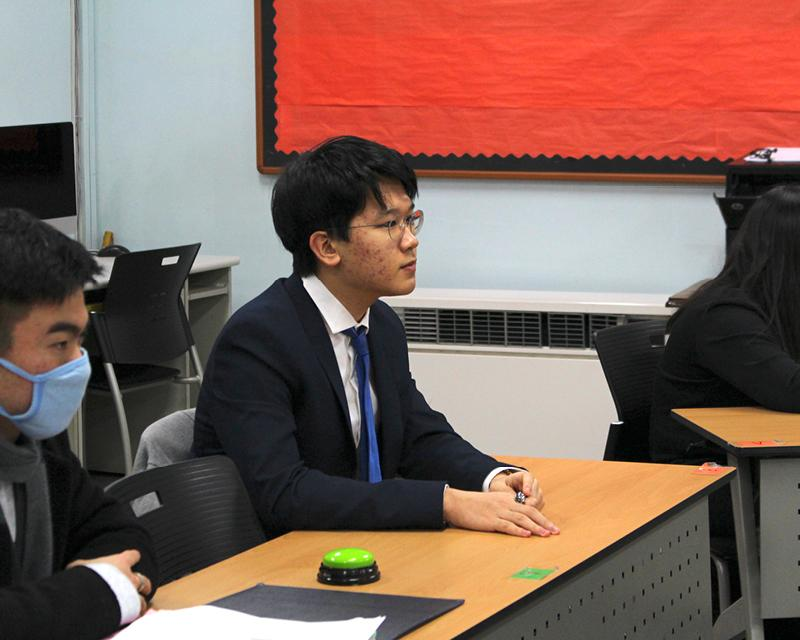 Practice makes perfect: quiz team strives for success