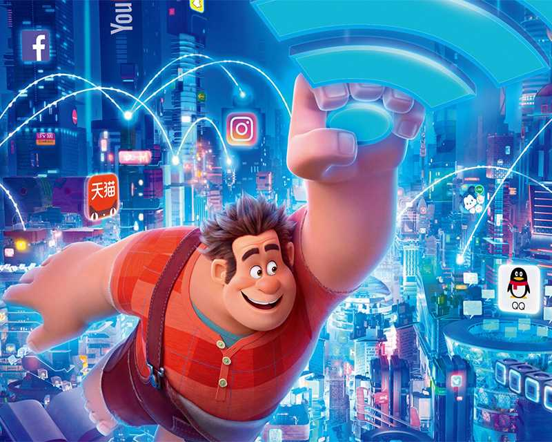 """""""Ralph Breaks the Internet"""": Disney sequel leaves some viewers disappointed"""