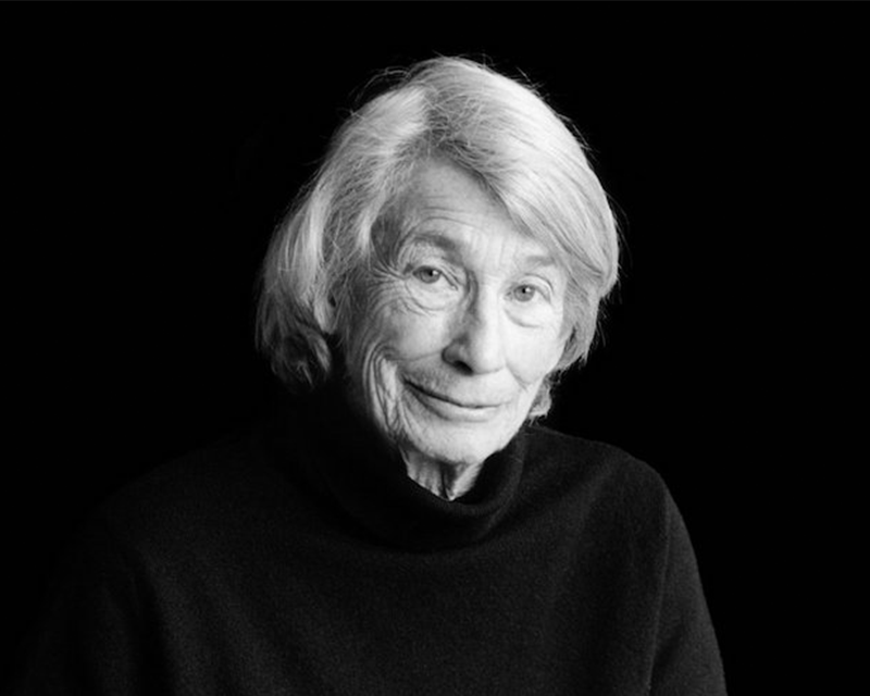 American poet Mary Oliver passed away at 83